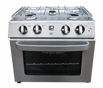 Plastimo Pacific 5000 Oven  - 3 Hob LE60104