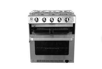 Sowester Neptune 5000 Marine Cooker - 3 Burner Hob, Oven & Grill