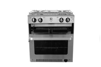 Sowester Neptune 5000 Marine Cooker - 2 Burner Hob, Oven & Grill