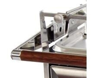 SMEV Lockable Gimbals with Wood Frame