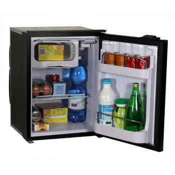 Isotherm Cruise 42L boat fridge - open stocked