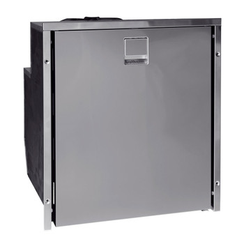 Isotherm Cruise Inox 65L Fridge - S/S Door - 12/24v