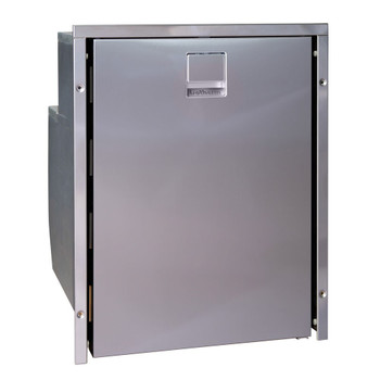 Isotherm Cruise INOX Clean Touch 49L Fridge - Model CR49
