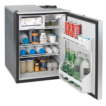 Isotherm Cruise Elegance 85L boat fridge - open