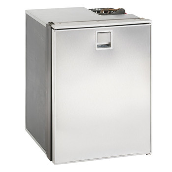 Isotherm Cruise Elegance 85L boat fridge - silver