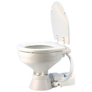 Jabsco Electric Toilet Replacement Seat and Lid - Regular