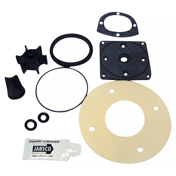 Jabsco Electric Toilet Seals and O-Ring Service Kit
