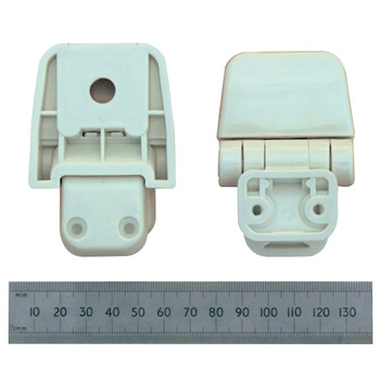 Jabsco Hinge Set - Regular Toilet