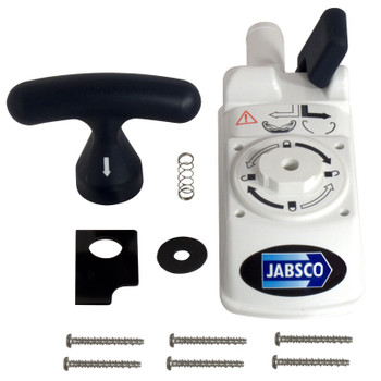 Jabsco Toilet Valve Cover Assembly - All Toilet