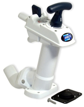 Jabsco Manual Toilet Replacement Pump Assembly - All Toilets