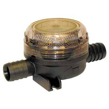 Jabsco Bilge Pump Guard Inlet Strainer - 19mm Hose