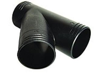 Webasto Y-Branch Duct Connector - 80mm-80mm-80mm