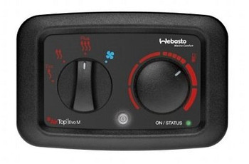 Webasto Air Top Evo Heater Control