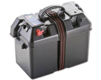 Trem Power Centre Battery Box - 12v