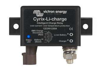Victron Energy Cyrix-ct Intelligent Combiner - 12V/24V (230A)