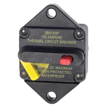 Blue Sea 285-Series Circuit Breaker Panel Mount - 150A