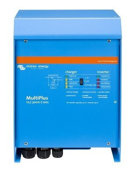Victron MultiPlus 24v-220v / 3000W / 70A (with 50A Circuit Breaker)