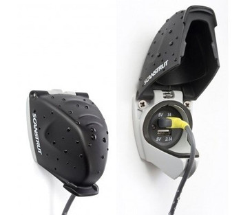 Scanstrut Waterproof Dual USB Charger SC-USB-01