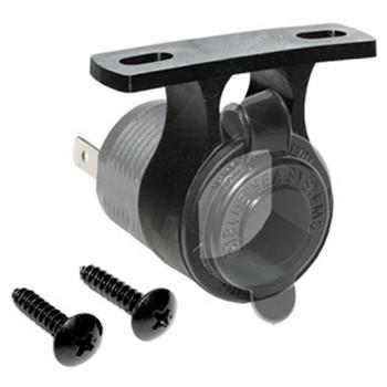 Blue Sea 12V Socket Mounting Bracket - With Socket View
