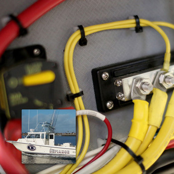 """Blue Sea PowerBar BusBar - 600A - 16 Stud - 4 x 3/8"""""""