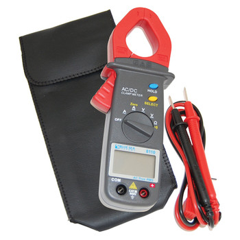 Blue Sea Mini Clamp Multimeter - AC/DC - With Bag View