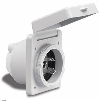 Marinco 32A Power Inlet