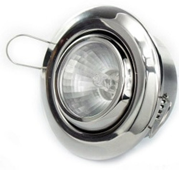 Seaworld Merope Recessed 12V Waterproof Light - Chrome