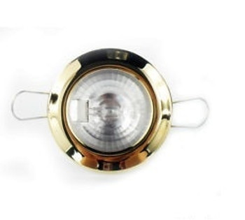 Seaworld Merope Recessed 12V Waterproof Light - Gold