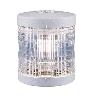 Aqua Signal Ser 25 All Round White Light 12v (White Base)