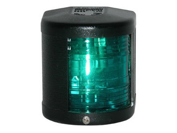 Aqua Signal Ser 25 Green Starboard Light 12v