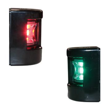 Lalizas FOS LED Port & Starboard Navigation Light Set - 12v (