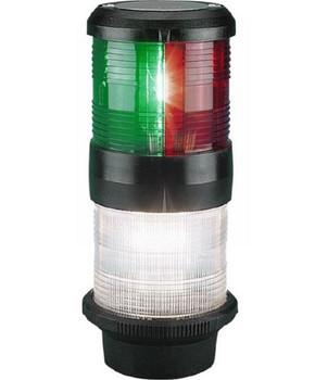 Aqua Signal Series 40 Tri/Anchor Quickfit Navigation Light