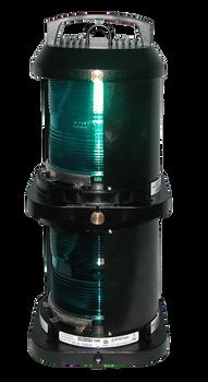 Aqua Signal Series 70M  Navigation Light - Double Starboard