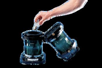 Aqua Signal Series 70M Navigation Light - Double Masthead
