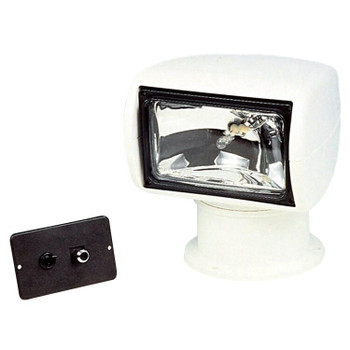Jabsco 135SL Remote Control Searchlight - 12V (10A)