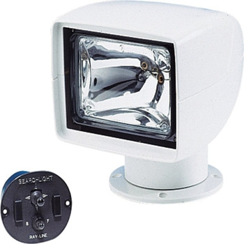 Jabsco 146SL Remote Control Searchlight - 24V (5A)