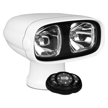 Jabsco 233SL Remote Control Searchlight - Dual Beam - 12V/24V