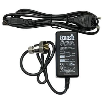 Francis Battery Charger for Aldis Lamp FSP127 - 110v/220v - 12v