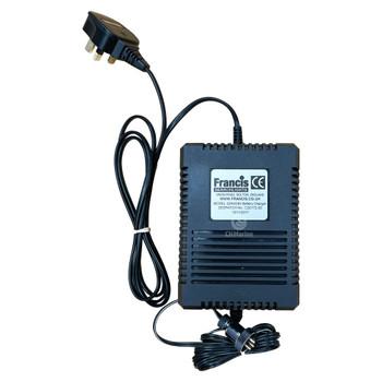 Francis FSP 127  Aldis Lamp Battery Charger 220v - 24v
