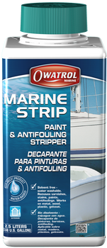 Owatrol Paint & Antifouling Stripper Marine Strip 2.5L