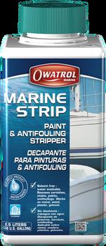 Owatrol Paint & Antifouling Stripper Marine Strip 2.5L