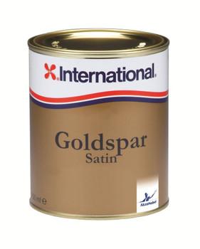 International Goldspar Varnish Satin 750ml