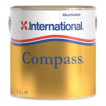 International Compass Varnish 2.5L