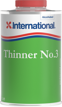 International Antifoul Thinners No. 3 5035686105546