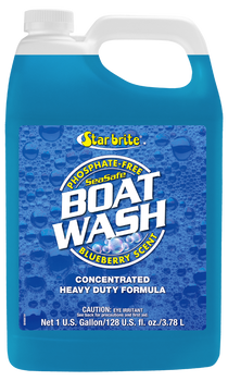 Starbrite Boat Wash Concentrate - 3.79ltr- 080400