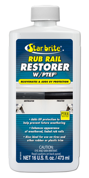 Starbrite Rub Rail Restorer with PTEF - 500ml