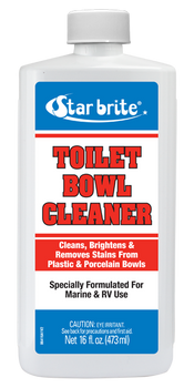 Starbrite Toilet Bowl Cleaner & Lubricant - 473ml