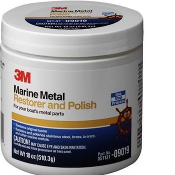 3M Metal Restorer and Polish 09019