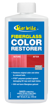 Starbrite Fiberglass Color Restorer with PTEF 473ml