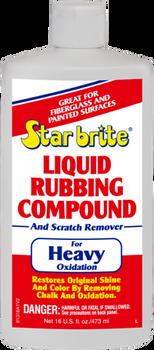 Starbrite Liquid Rubbing Compound - Heavy - 473ml